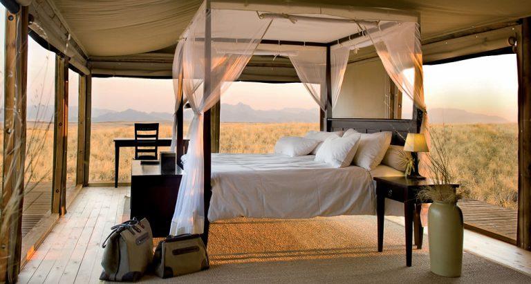 Wolwedans Dunes Lodge, Намибия