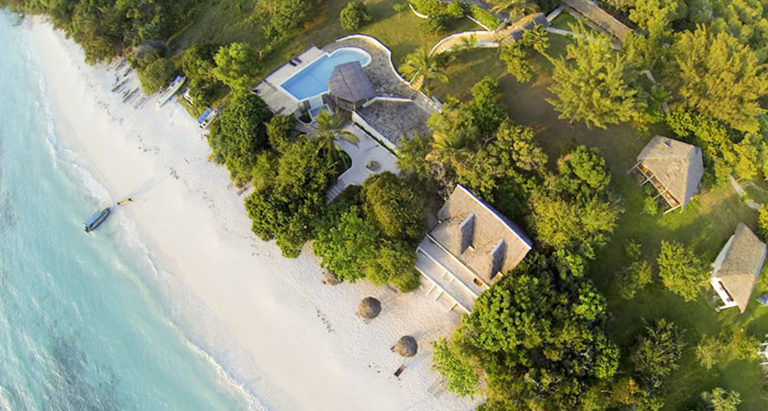 The Manta Resort, Pemba, Танзания