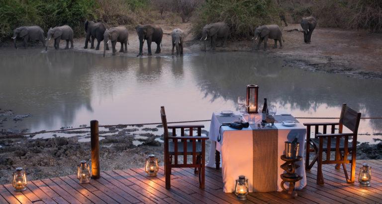 Kanga Camp, Зимбабве