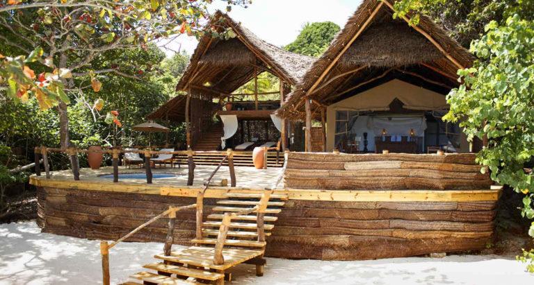 Fundu Lagoon, Танзания