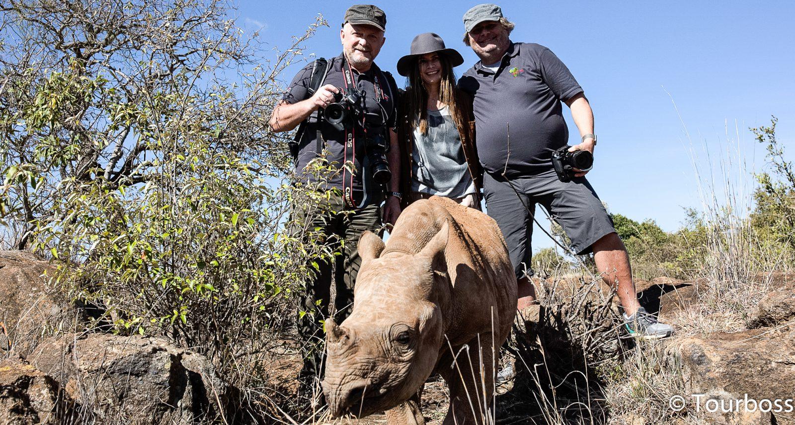 Фото туры в Кению с Майклом Полицей