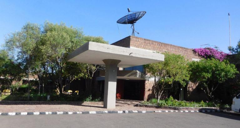 Roha Hotel, Lalibela, Эфиопия