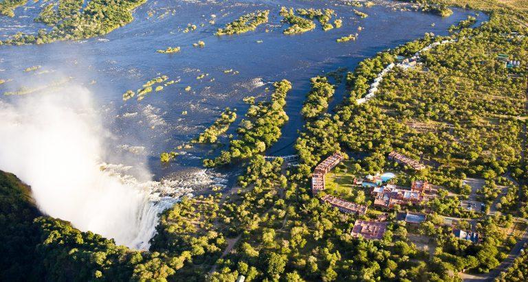 Туры на водопад Виктория