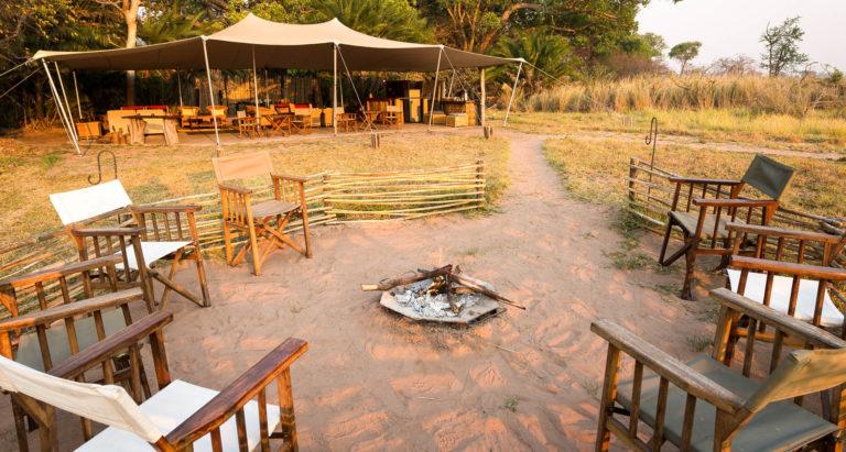 Busanga Bush Camp, Замбия