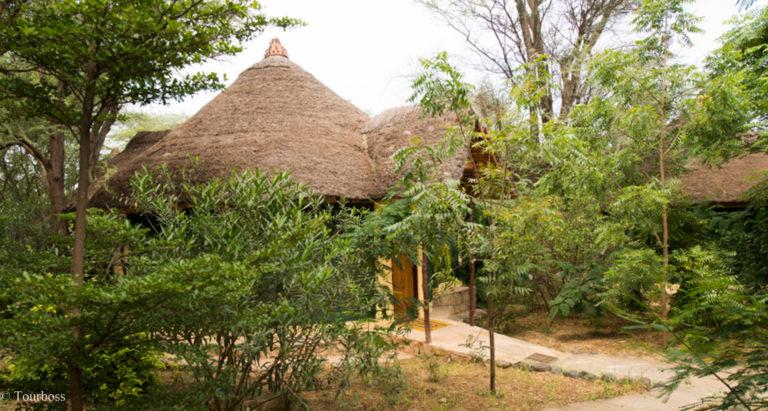 Buska Lodge , Долина реки Omo, Эфиопия