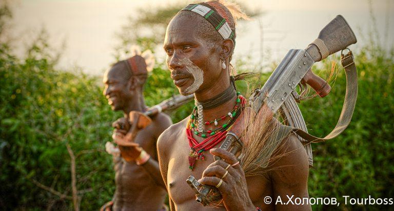 Туры в долину реки Омо в Эфиопию
