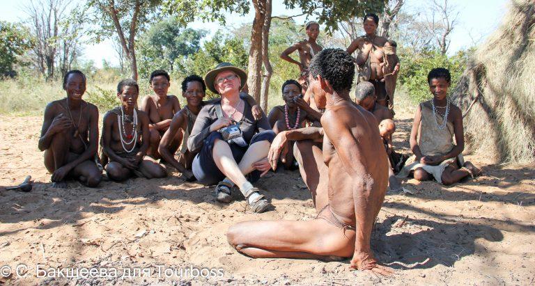 Туры в Намибию, фото туристов