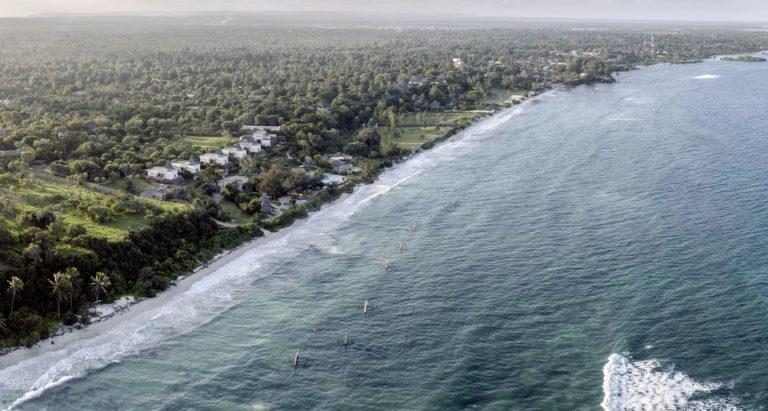 Лучшие пляжи Кении