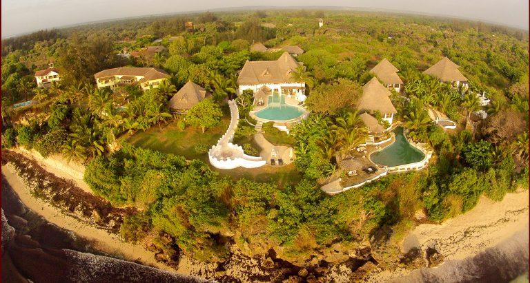 Пляжный отдых в Кении