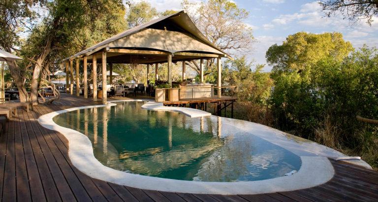 Toka Leya Camp, Замбия