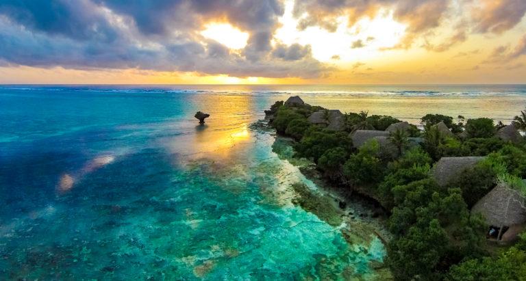 Лучшие пляжные отели Кении