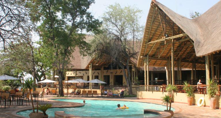 Chobe Safari Lodge, Ботсвана