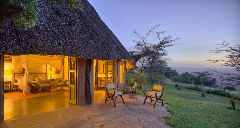 Kifaru House, Кения