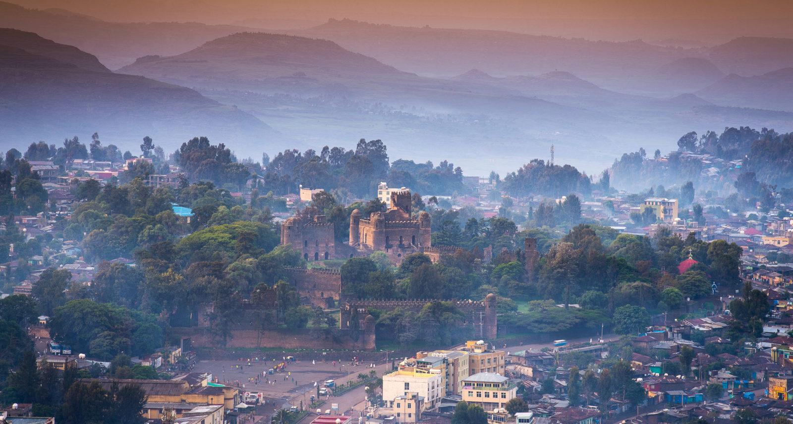 Gondar, Эфиопия