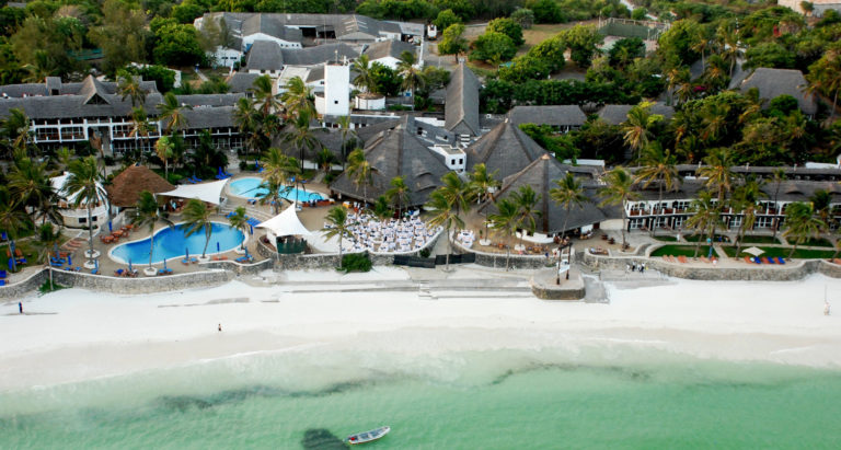 Hemingways Watamu, Кения