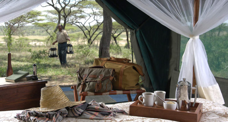 Kirurumu Tented Camp, Танзания