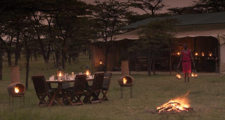 Kitcheche Bush Camp, Кения