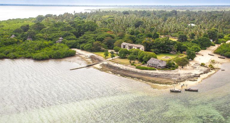 Chole Mjini Treehouse Lodge, Mafia island