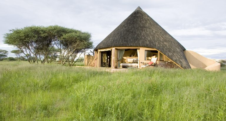 Okonjima African Villa