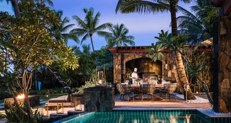 One&Only Le Saint Géran Resort, Маврикий