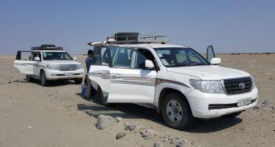Индивидуальный транспорт в Эфиопии