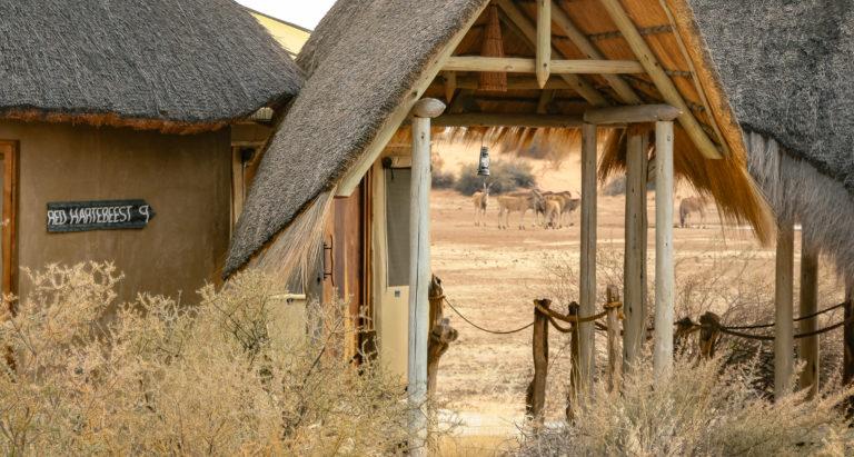 Kalahari Red Dunes Lodge, Намибия
