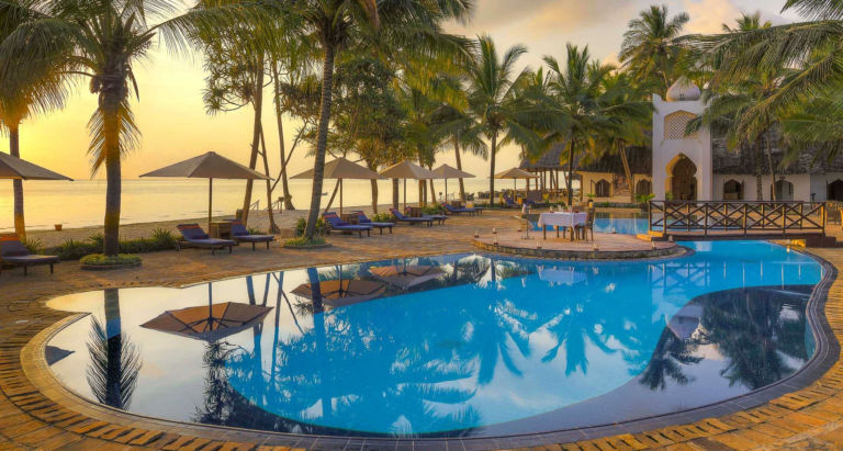 Blue Bay Resort, Занзибар