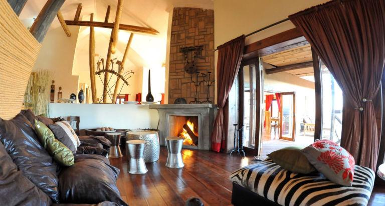 Escarpment Luxury Lodge, Танзания