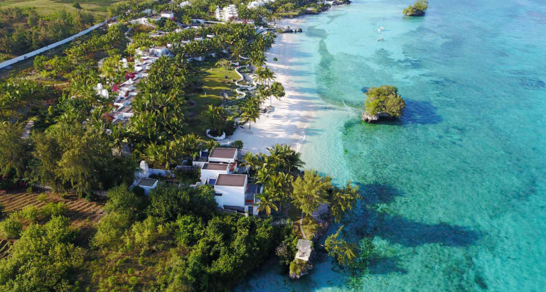 The Aiyana Resort, Танзания
