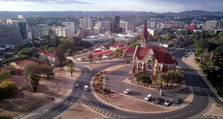 Windhoek, Намибия
