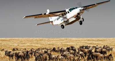 Внутренние перелеты в Танзании