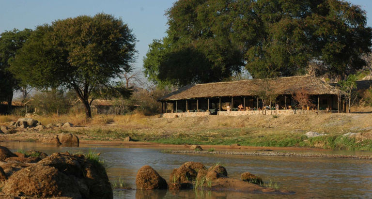 Ruaha River Lodge, Танзания