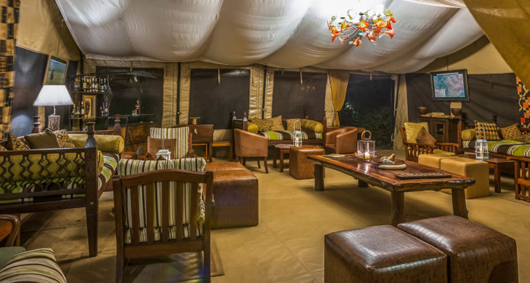 Ilkeliani Camp, Кения