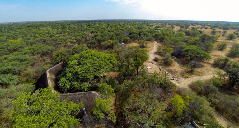 Camelthorn Lodge, Зимбабве
