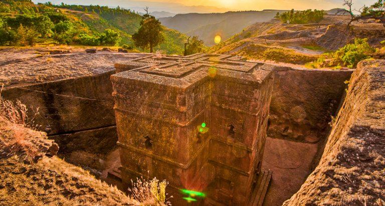 туры по христианским святыням в Эфиопию