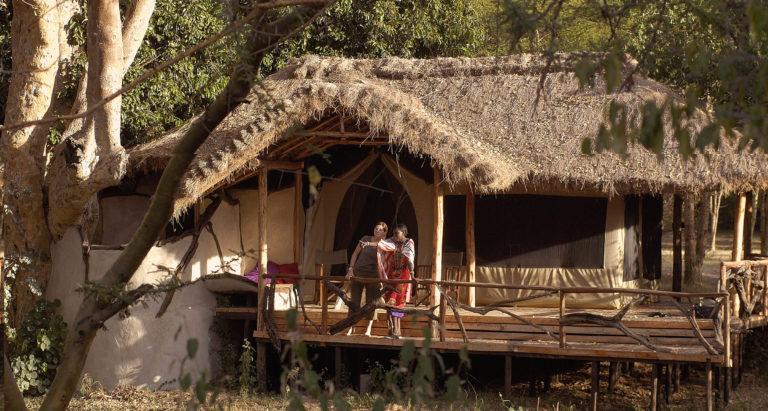 Basecamp Masai Mara, Кения