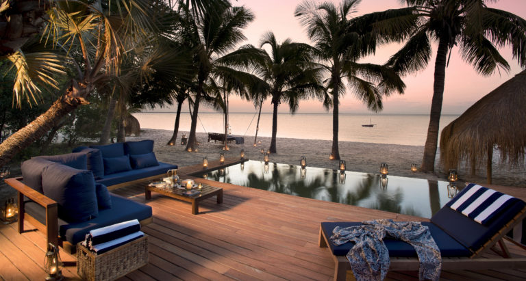 &Beyond Benguerra Island Lodge