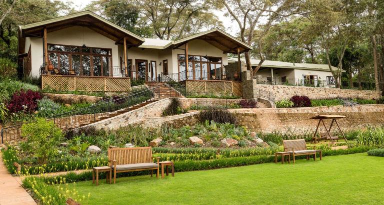 Gibb's Farm, Танзания