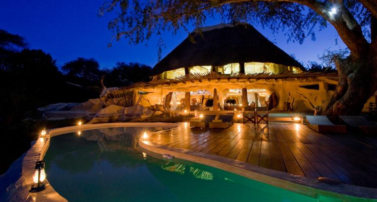 Отели в Замбии