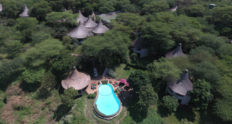 Lake Manyara Serena Lodge, Танзания