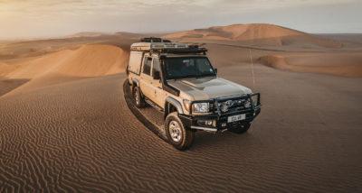 Внедорожники в турах класса Luxury в Намибии