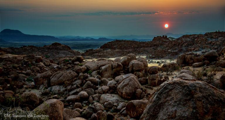 Классическая Намибия