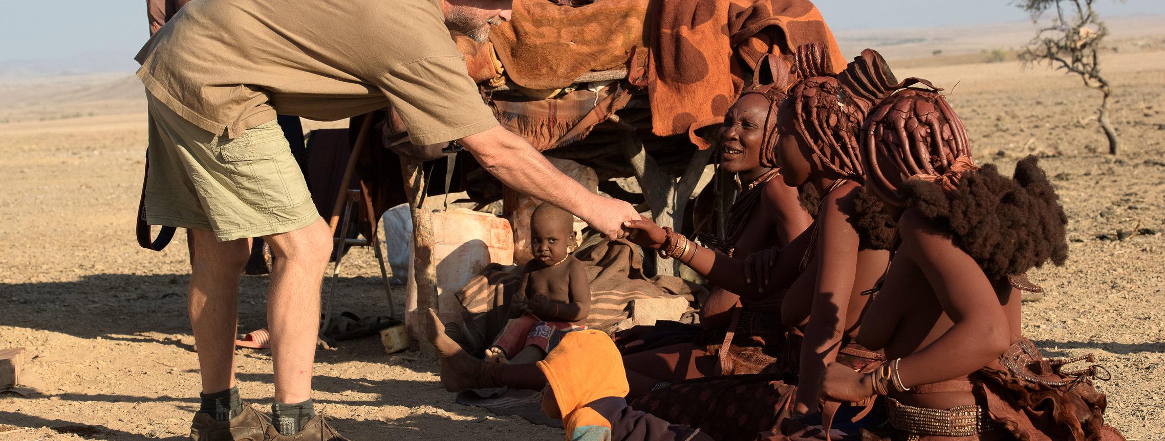 Туры в Намибию
