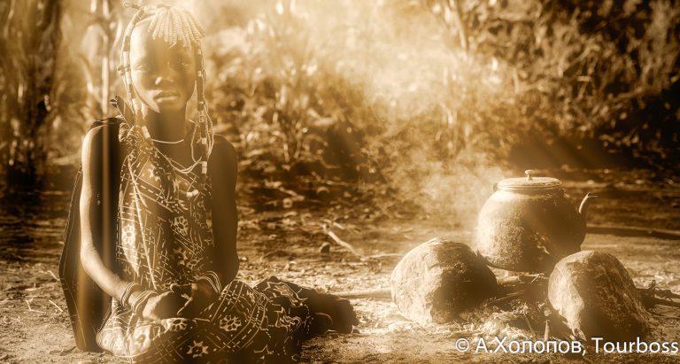 Экспедиции в долину реки Omo в Эфиопии