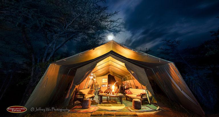 Porini Mara Camp, Кения