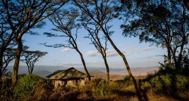 Entamanu Ngorongoro, Танзания