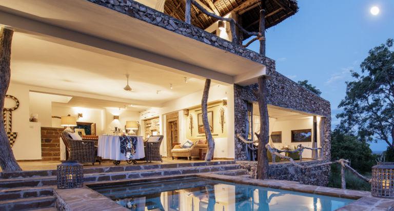 Лучшие отели в Танзании