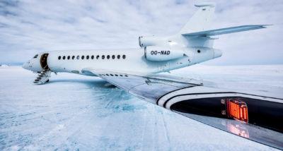 Перелеты в Антарктиду