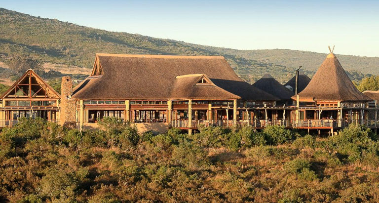 Garden Route Game Lodge, ЮАР
