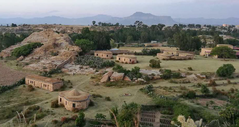 Gheralta Lodge, Tigray, Эфиопия